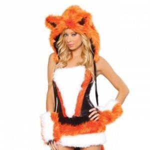 Women's Sexy Fox Costume